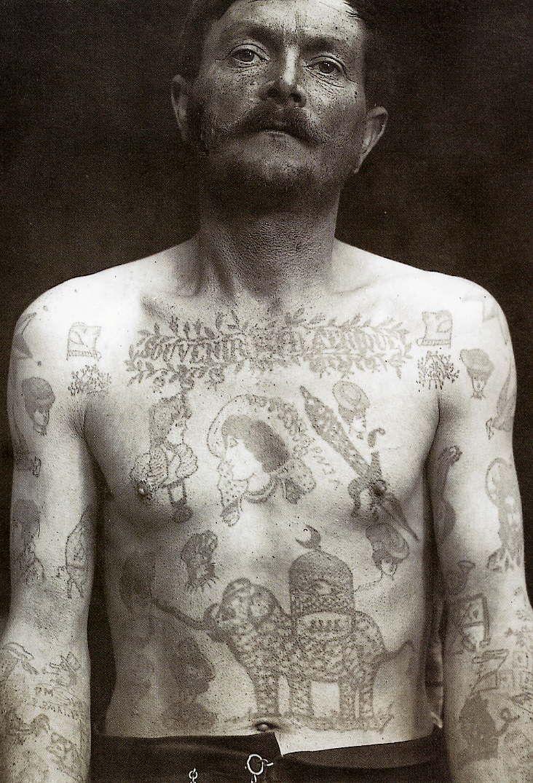 Bruno, le premier tatoueur de Paris   Tattoos.fr