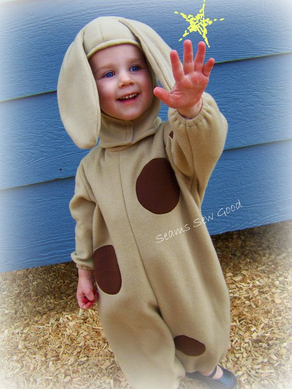 Dog Costume for Toddler/Child by SeamsSewGood on Etsy, $50.00