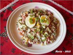 Čočkový salát | Zdravý životní styl s Natty