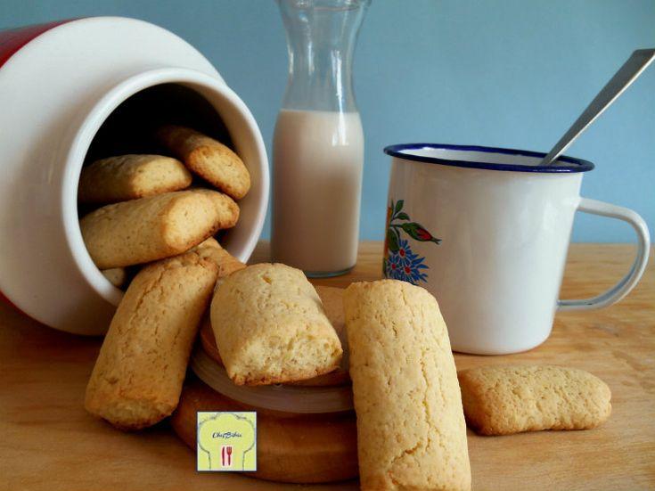 Biscotti da inzuppo, ricetta facile e veloce | Chez Bibia