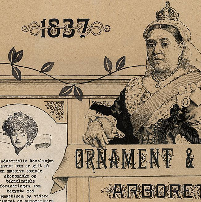 26 Best Victorian Type And Calligraphy Images On Pinterest