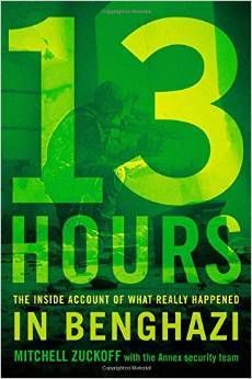 13 Hours: The Inside Account of What Really Happened In Benghazi--this simply needs to be read. 4.49 on Goodreads 432 pages