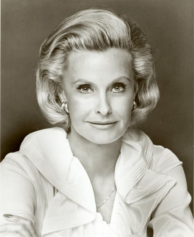 Dina Merrill - a really beautiful woman and actress...from a very well know family. Post!