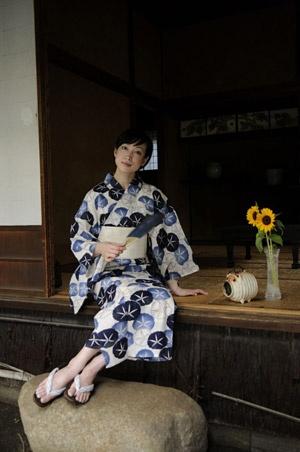 緒川たまき Tamaki Ogawa
