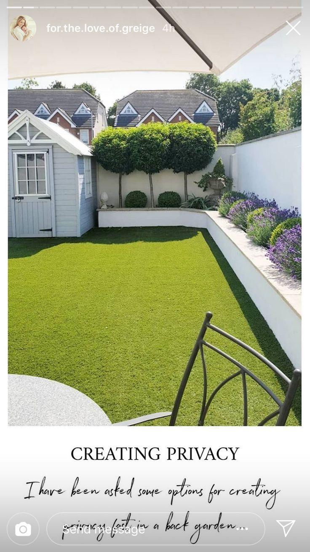 Grenzen – aber mit echtem Gras auf Rasen #real #limits #rasen › 25 + – Im Freien diy Dekorationen