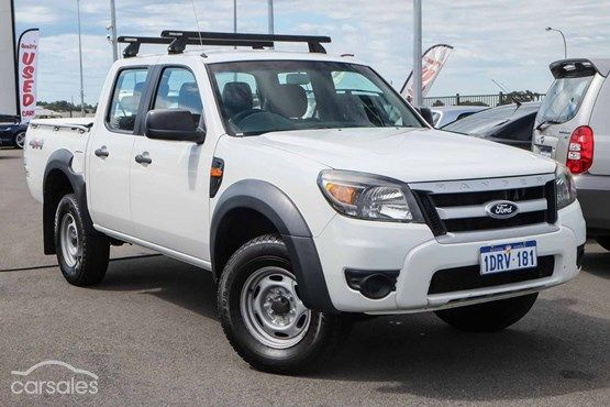 2011 Ford Ranger XL PK Manual 4x4-$21,999*