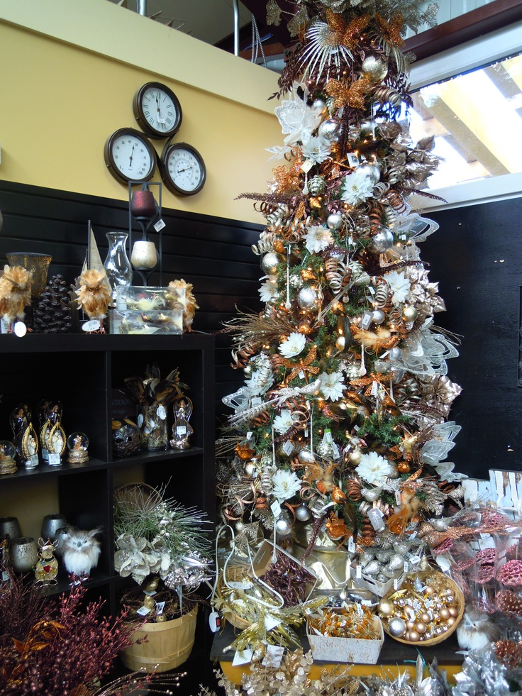 One of our display Trees