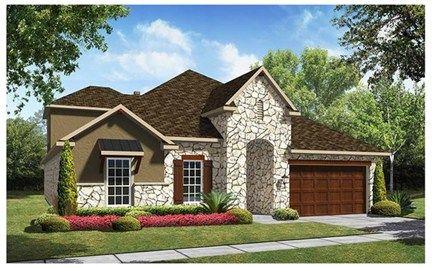 Валенсия На AVANA Новые дома для продажи в Остине, Техас