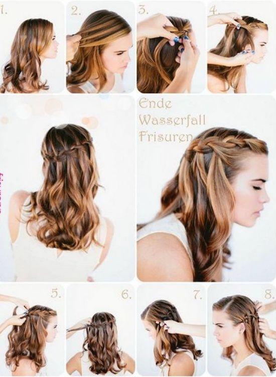 Leichte Frisuren Fur Die Frauen Die Mittellange Haare Haben Trend Damen Frisuren Medium Hair Styles Medium Long Hair Medium Length Hair Styles