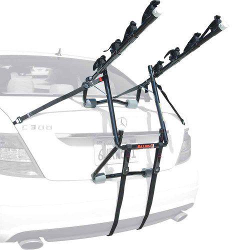 Allen Sports Deluxe 4-Bike Trunk Mount Rack | Best SUV Reviews