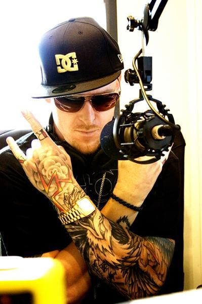 Jason Ellis - Siriusxm-Faction radio. Apparently I have a thing for Australians...see pics of Alex O'laughlin!