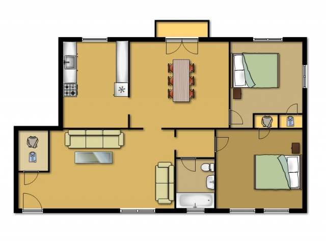 St Louis Apartments 7334 40 Forsyth Blvd University