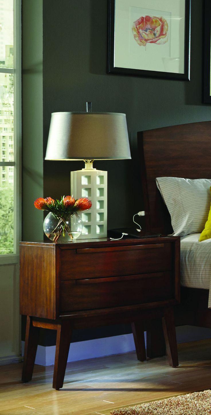 Aspenhome Bedroom Nightstand I14 450 Trade Mart Furniture