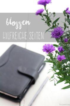 Hilfreiche Webseiten für Blogger