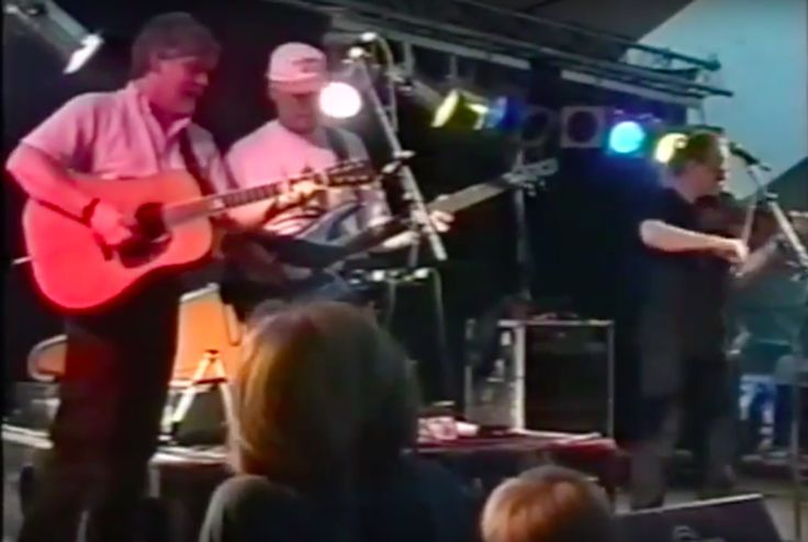 Watch Fairport Convention play Alan's song Wishfulness Waltz