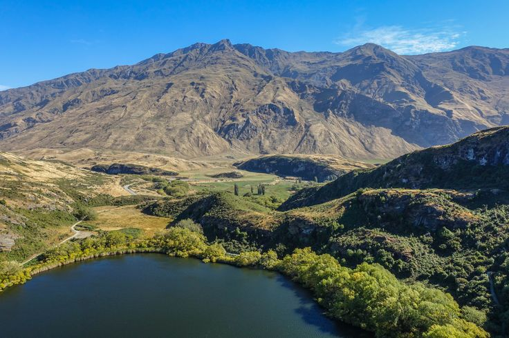 Diamond Lake, Wanaka, South Island