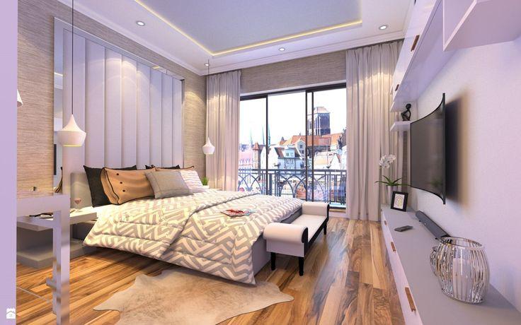 klasyczna sypialnia - zdjęcie od Malee - Projektowanie z pasją - Sypialnia - Styl Klasyczny - Malee - Projektowanie z pasją
