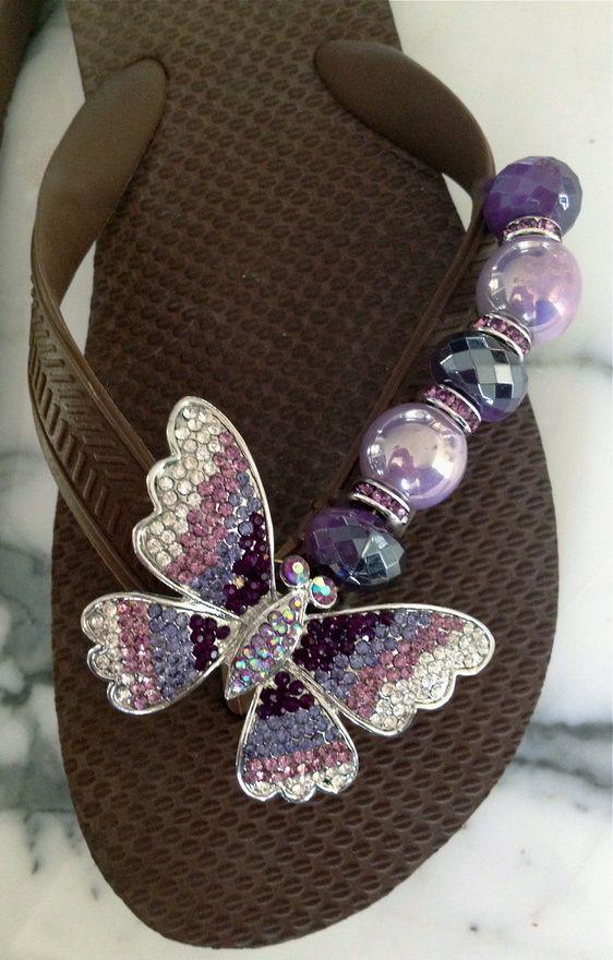 Purplerazzi  By FLIPINISTA, YOUR BFF(best flip flop)  registered Trademark <3