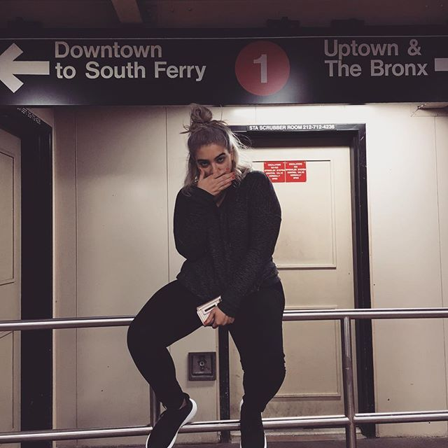 """Cue ASAP Rocky """"Anything is better than that 1 train"""""""