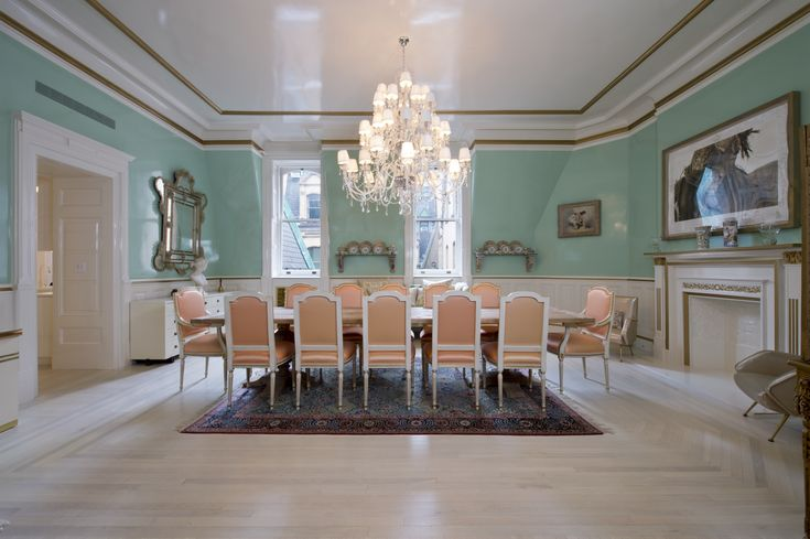 Judy Garland's Apartment in New York's Famous Dakota High-Rise Is for Photos   Architectural Digest