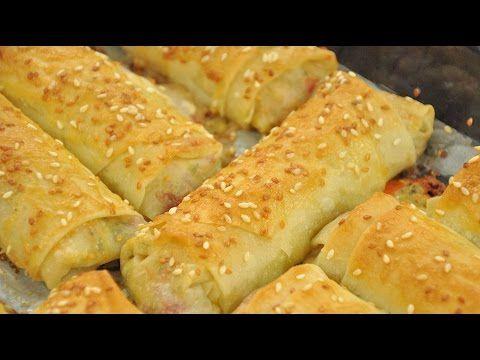 Sizlere bu videomuzda paçanga böreği nasıl yapılır detaylı olarak gösterdik. Aslında pastırmalı paçanga böreği tarifi hiçte zor değil. Bilgiğiniz normal böre...