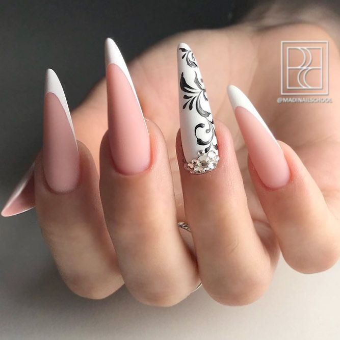 40 Classy Black Nail Art Designs For Hot Women: Best 25+ Elegant Nail Designs Ideas On Pinterest
