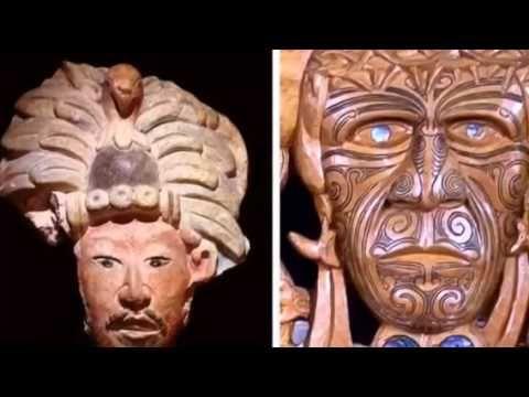Ancient Mayan art video - lady talks fast but good information