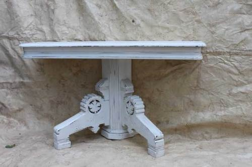 Victorian Console Hall Table | eBay $749Victorian Consoles, Vintage Tables, Hall Tables, Consoles Hall