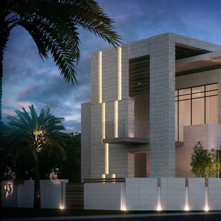 Private villa 2000 m uae sarah sadeq architects sarah sadeq architectes pinterest villas Home of architecture planning uae