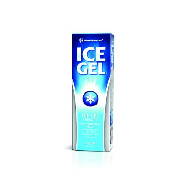 Mentholatum® ICE Gel - Ice Gels & Sprays - Sports Rubs, creams & gels