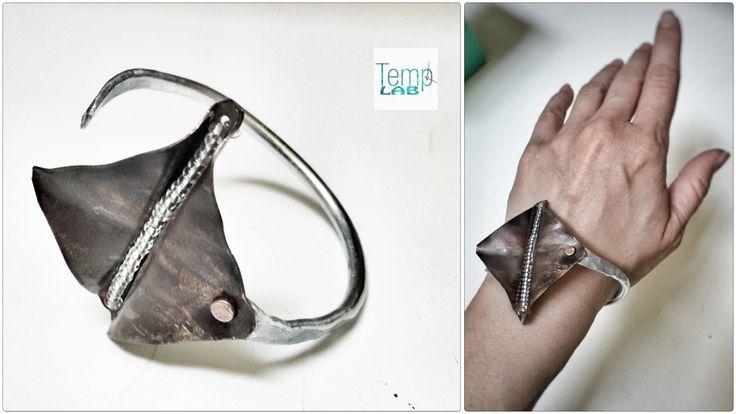 Foldforming bracelet  www.temporarylab.com