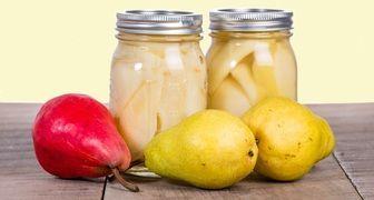 Маринованные груши с имбирем и корицей на зиму рецепт фото