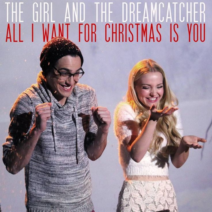 """The holiday season is officially here!  What better way to celebrate than to jam out to The Girl and The Dreamcatcher's new Christmas covers of """"All I Want for Christmas Is You"""" and """"Have Yourself a Merry Little Christmas"""" available now! You can listen to the singles on Spotify and you can buy them on iTunes for 99 cents each here. Which one is your favorite? YouTube: The Girl and the Dreamcatcher  Instagram: @thegirlandthedreamcatcher Photo: The Girl and The Dreamcatcher/ Instagram"""