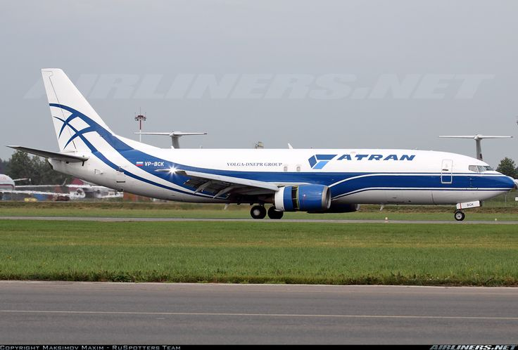 Boeing 737-46Q(SF) aircraft picture