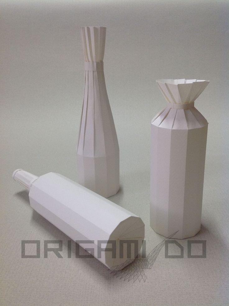 Origami Bottiglie