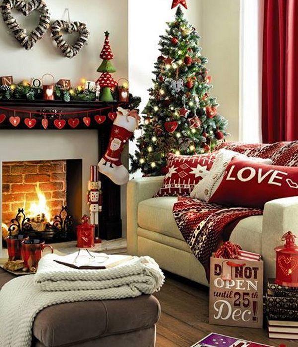 Картинки украсить квартиру к новому году