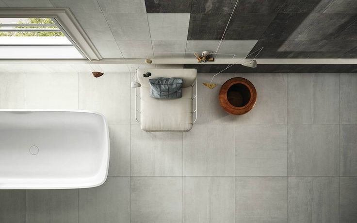 Lauro Floor - Modern Fürdőszobák