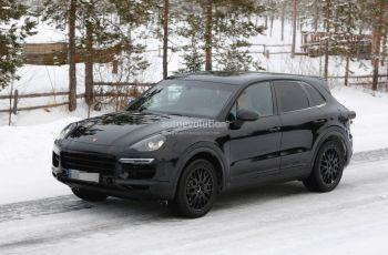 2018 Porsche Cayenne Coupe Interior, Release, Price