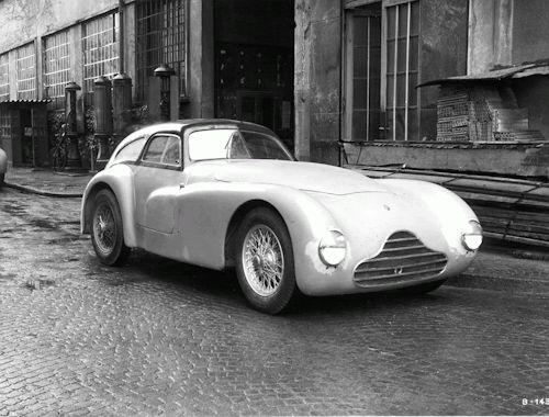 Alfa Romeo 6C 2500 SS Competizione