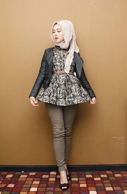 So cute. #hijab