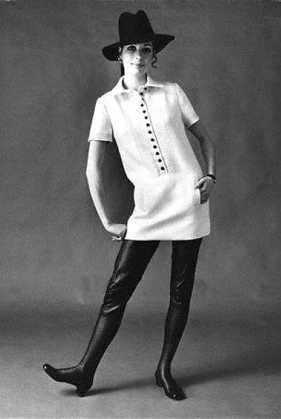 UK 1968 - Stivali inguinali