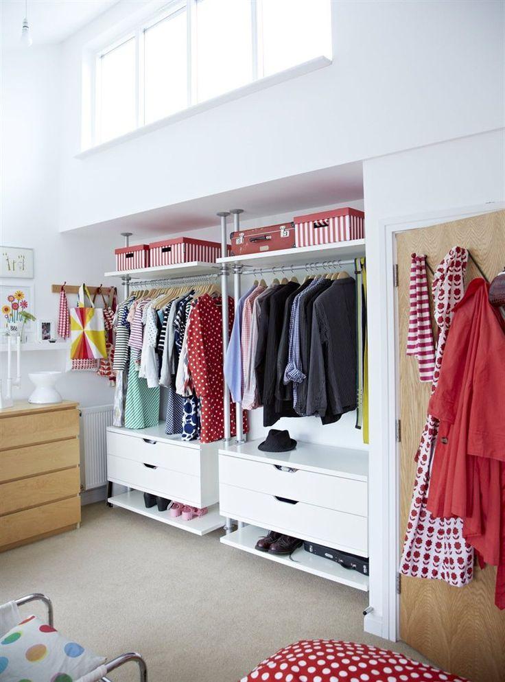 Finest ikea stolmen white walk in closet bedroom with ikea ajaccio - Ikea zaragoza jardin toulon ...