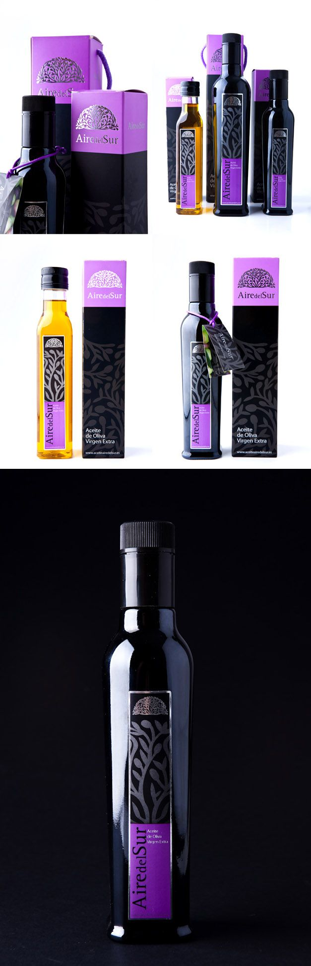 Love this olive oil packaging with fab colors PD