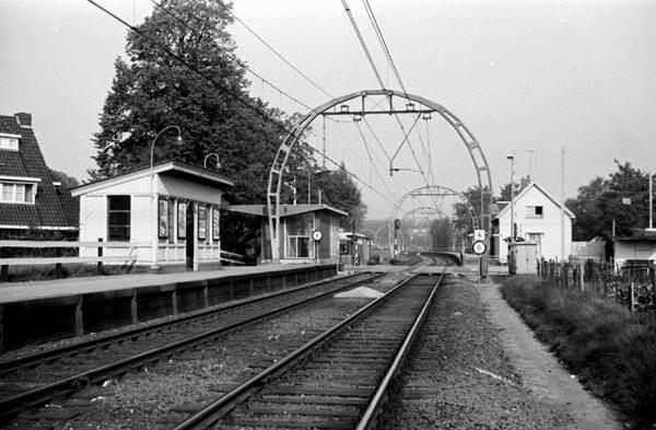 Station Soestdijkerstraatweg