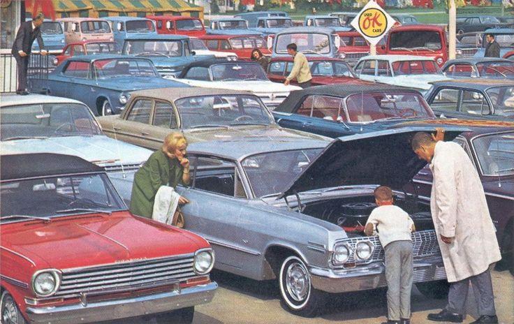 Chevrolet dealership, USA, 1965 | Hemmings Daily
