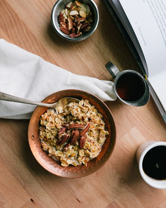 The Best Toasted Oatmeal by @A Couple Cooks