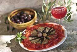 recette Papeton d'aubergine pain de mie oeufs gousses d'ail oignons persil ciselé basilic fromage râpé lait
