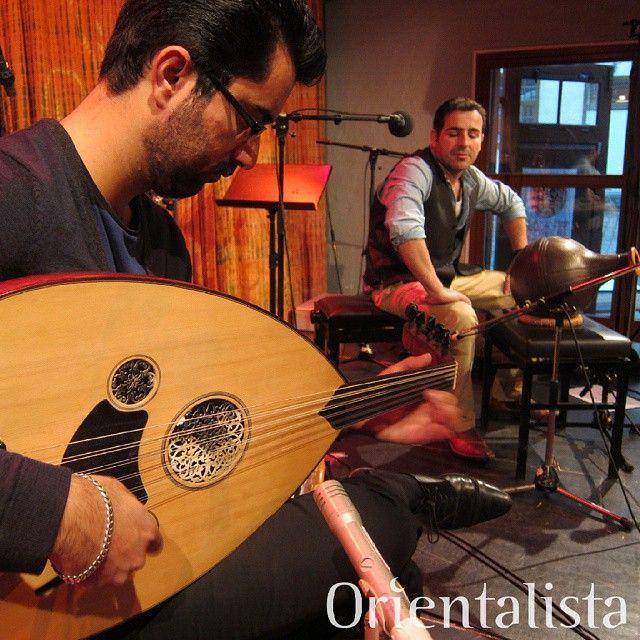 De här killarna alltså! :) #kurdisk #persisk #svensk #world #folkmusik #fusion #ftw.  @pshahlai @megamoshtagh #minnenfrån2012