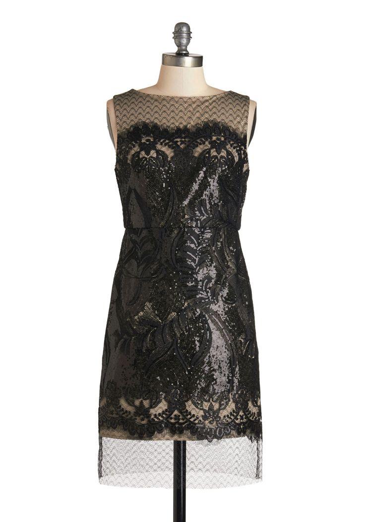 Delight of the Moon Dress | Mod Retro Vintage Dresses | ModCloth.com