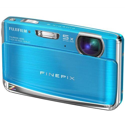 Fuji Z70 12.2MP Digital Camera - Blue - Refurbished  | Cameras and Camcorders | Visions Electronics